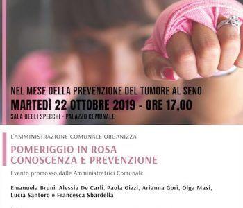 Un convegno tutto al femminile sull'importanza della prevenzione oncologica
