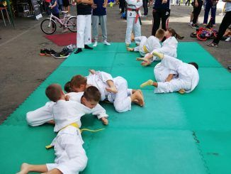 judo frascati festa sport